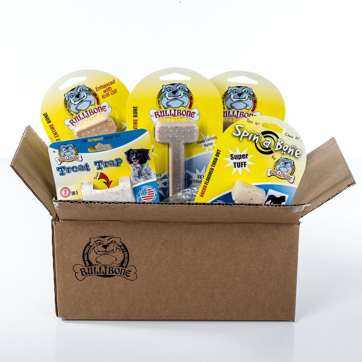 SUPER CHEWER BOX - Medium/Large